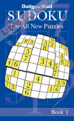 Daily Mail Book of Sudoku.