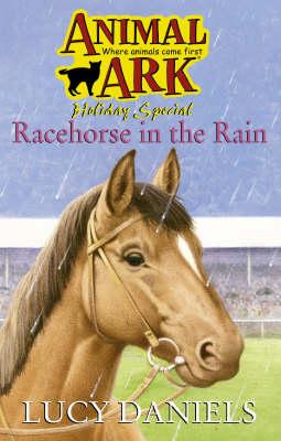 Racehorse in the Rain.