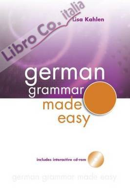 German Grammar Made Easy.