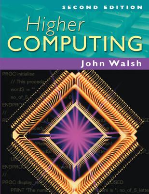 Higher Computing.