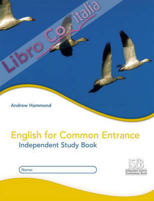 English for Common Entrance.