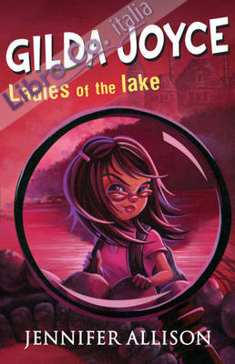 Gilda Joyce and the Ladies of the Lake.