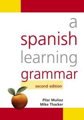 Spanish Learning Grammar.