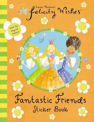 Fantastic Friends Sticker Book.