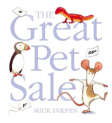 Great Pet Sale.