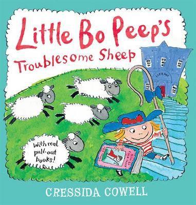 Little Bo Peep's Troublesome Sheep.