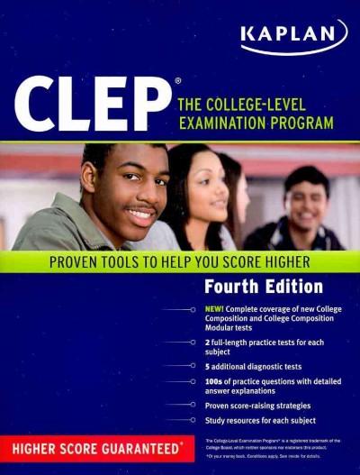 Kaplan CLEP.