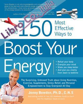 Most Effective Ways to Boost Your Energy