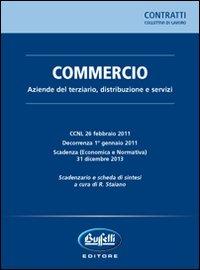 Commercio. Aziende del terziario, distribuzione e servizi