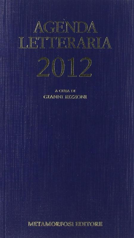 Agenda letteraria 2012