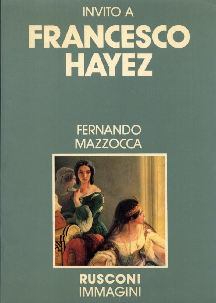 Invito a Francesco Hayez