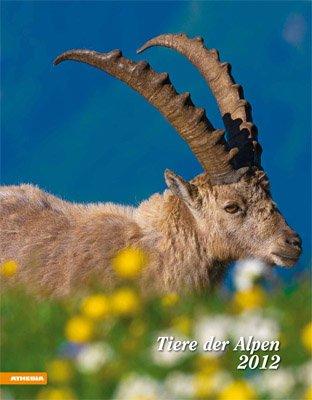Animali delle Alpi. Calendario 2012