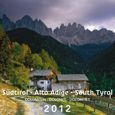 Postkartenkalender Alto Adige 2012
