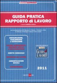 Guida pratica rapporto di lavoro 2011