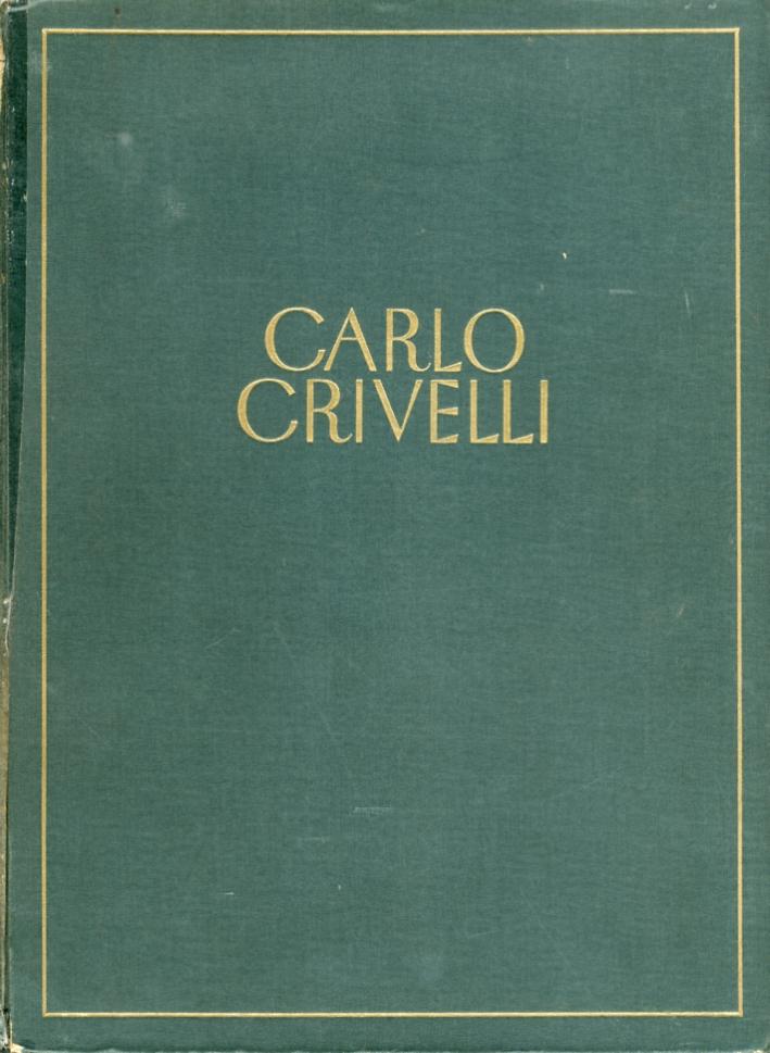 Carlo Crivelli und seine schule