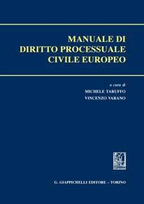 Manuale di diritto processuale civile europeo