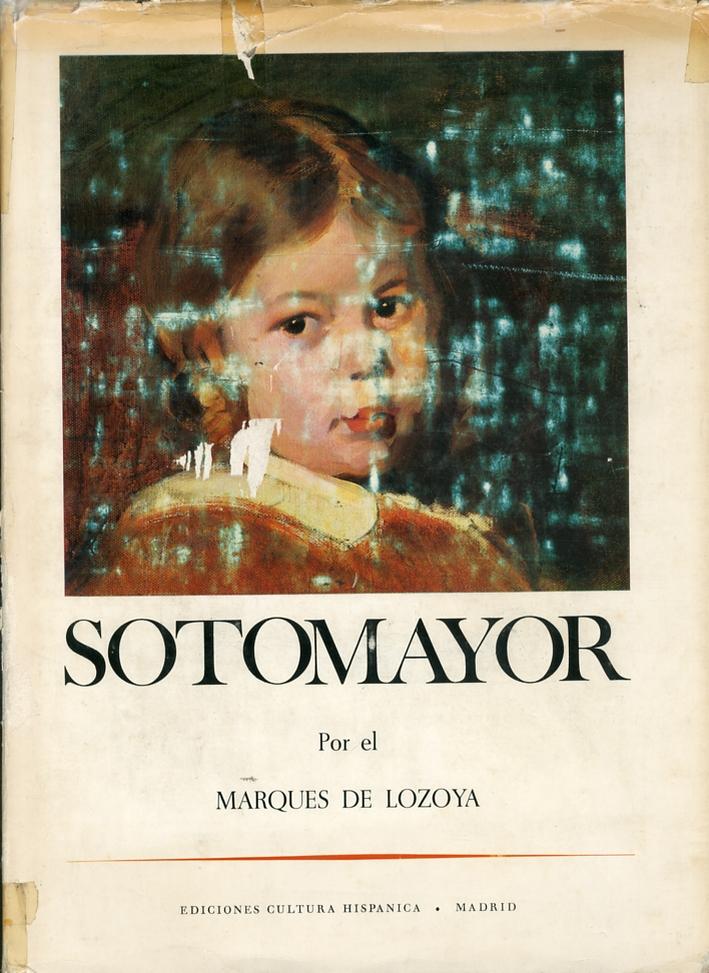 Sotomayor por el marques de lozoya