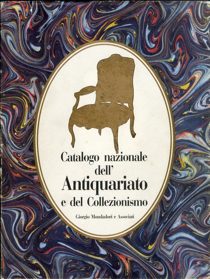 Catalogo Nazionale dell'Antiquariato e del Collezionismo