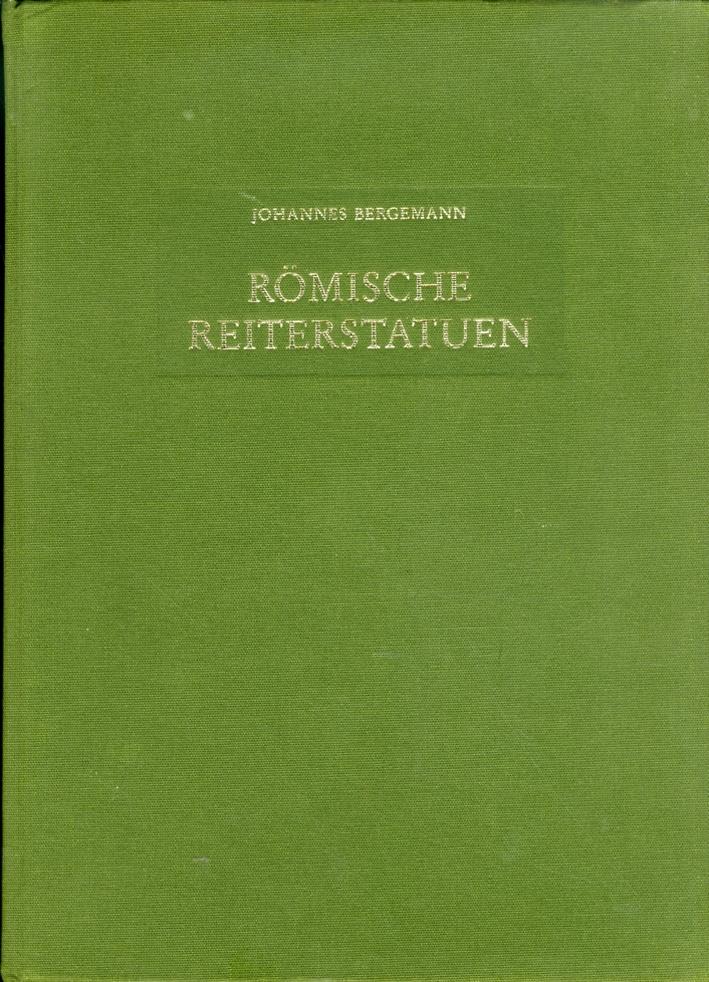 Römische Reiterstatuen. Ehrendenkmäler im Öffentlichen Bereich