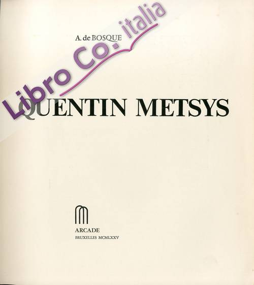Quentin Metsys
