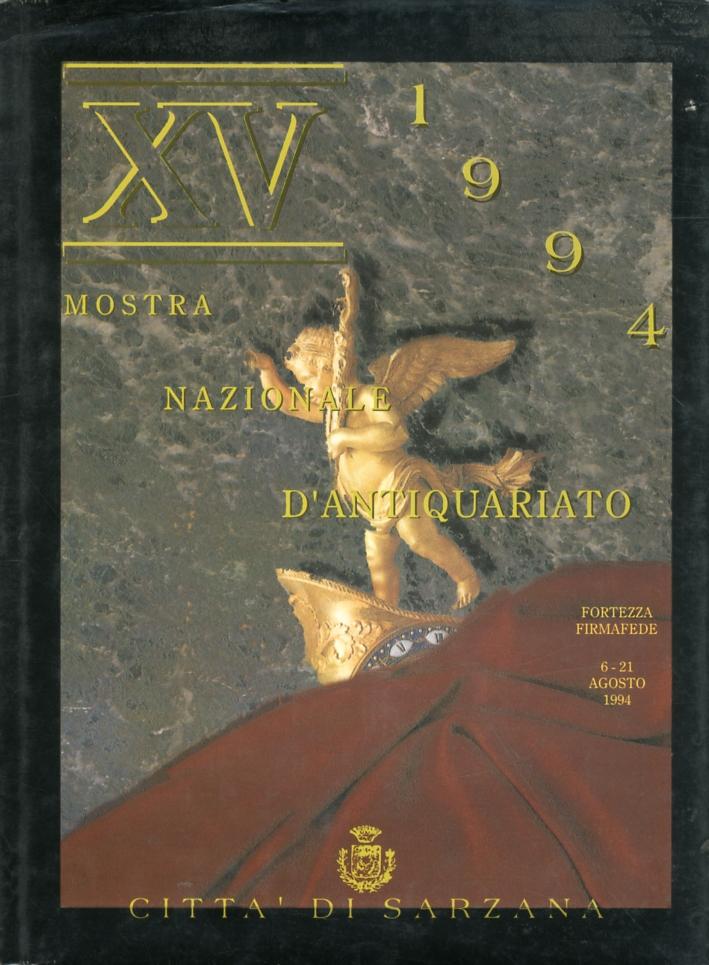 XV Mostra Nazionale d'Antiquariato