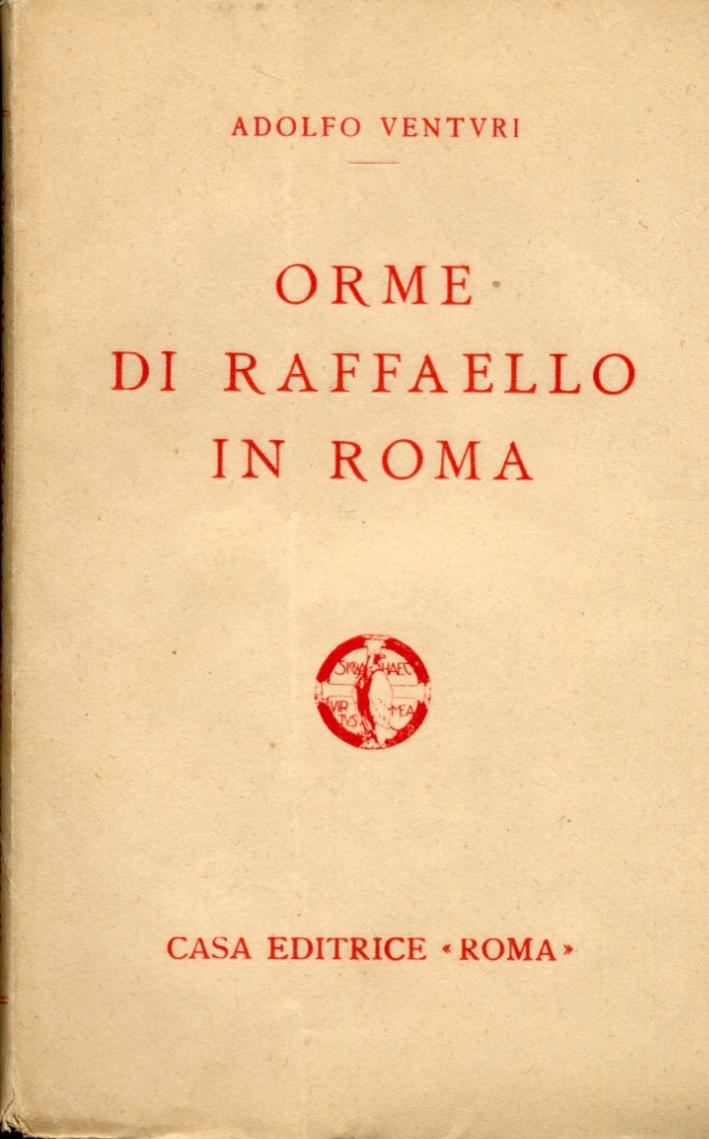 Orme di Raffaello in Roma