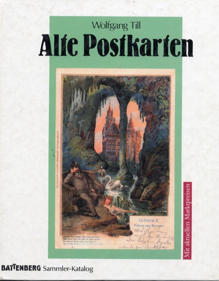 Alfe Posfkarten