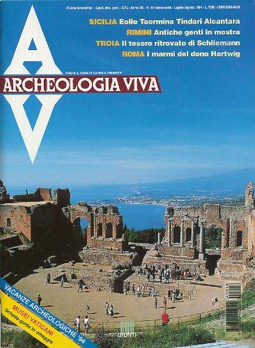 Archeologia Viva n. 46 - Luglio/Agosto 1994