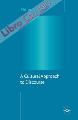 Cultural Approach to Discourse