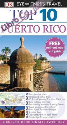 DK Eyewitness Top 10 Travel Guide: Puerto Rico