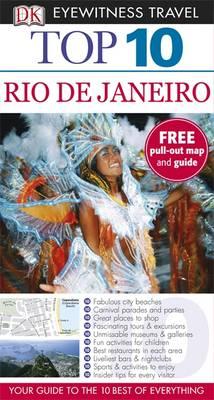 DK Eyewitness Top 10 Travel Guide: Rio de Janeiro