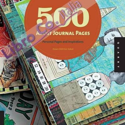 500 Artist Journal Pages (Mini)