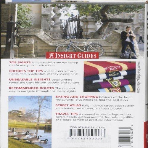 Oxford Insight City Guide