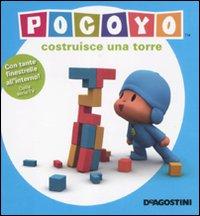 Pocoyo costruisce una torre. Ediz. illustrata