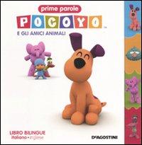 Pocoyo e i suoi amici animali. Ediz. bilingue