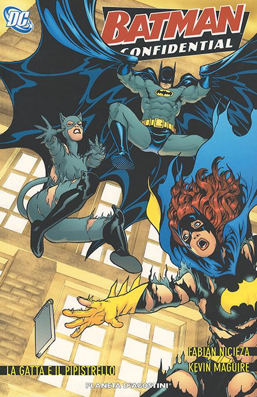 La gatta e il pipistrello. Batman confidencial. Vol. 4.