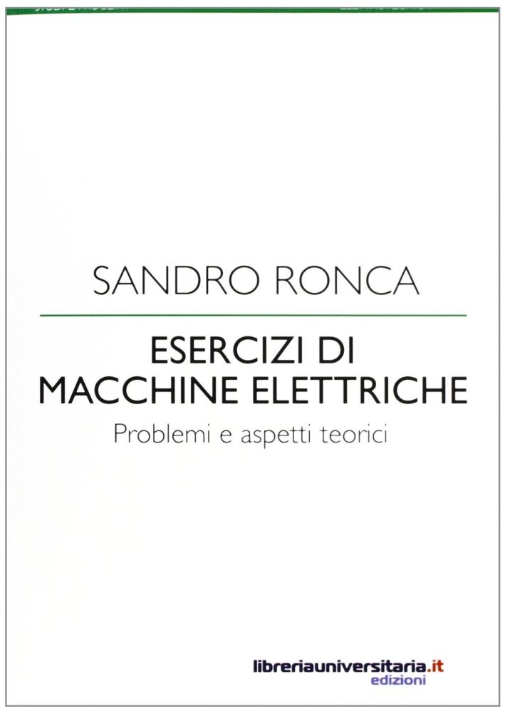 Esercizi di macchine elettriche.