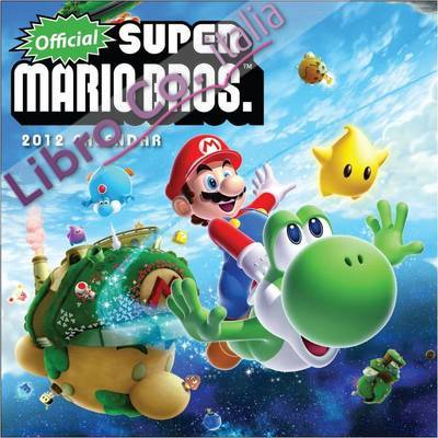 Super Mario Brothers 2012