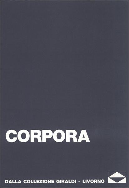 Antonio Corpora. Dalla collezione Giraldi Livorno