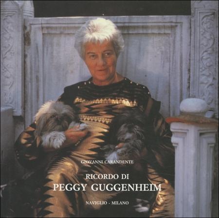 Ricordo di Peggy Guggenheim