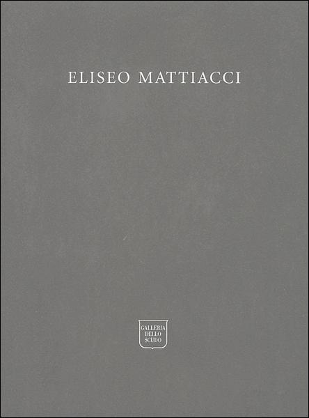 Eliseo Mattiacci. Capta spazio