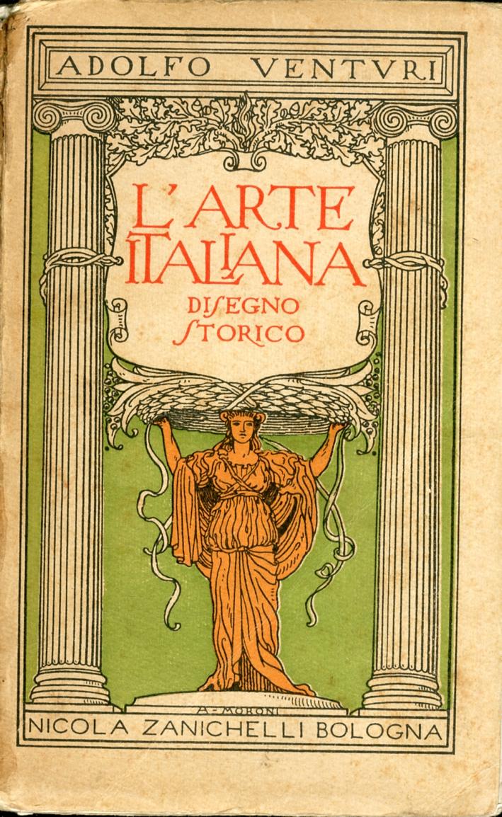 L'arte italiana. Disegno storico