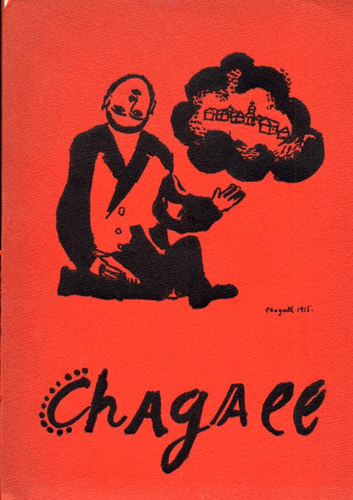 L'opera di Marc Chagall. Dipinti, Guazzi, Acquarelli, Disegni, Sculture, Ceramiche e Incisioni