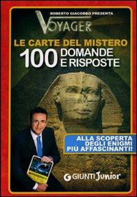 Le carte del mistero. 100 domande e risposte. 50 carte.