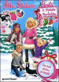 Barbie. Il Natale perfetto. Albo stickers