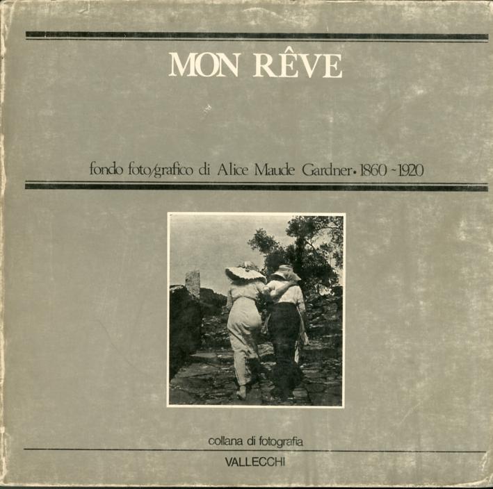 Mon Reve. Fondo Foto/Grafico di Alice Maude Gardner 1860-1920