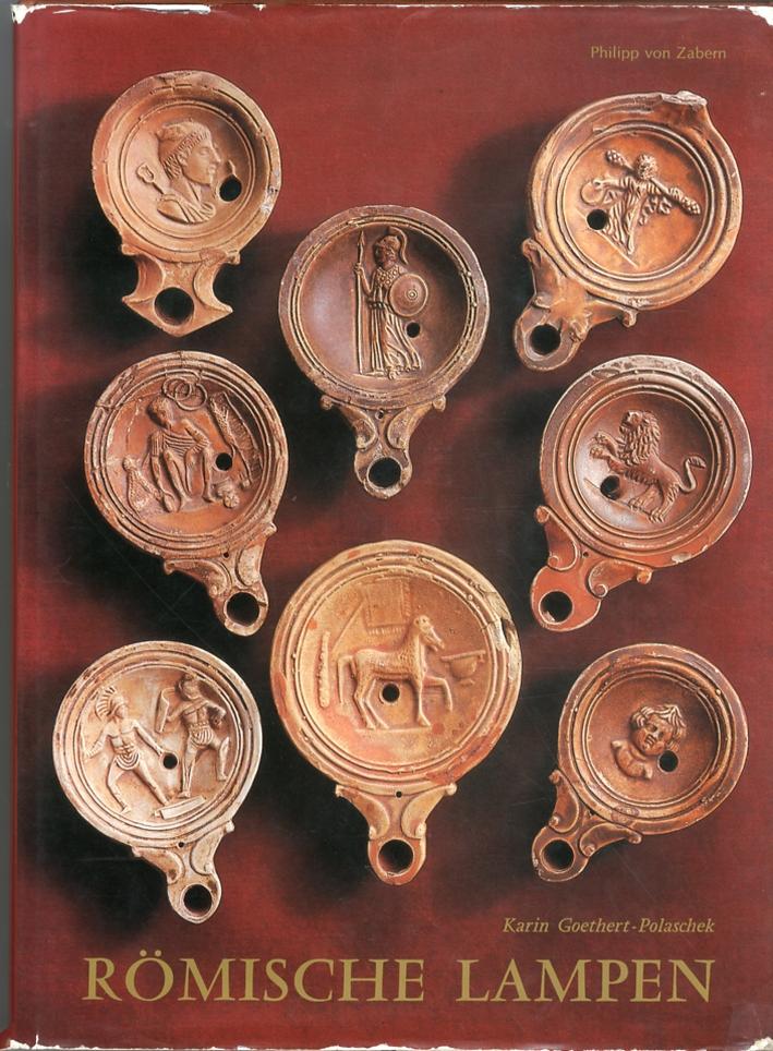 Katalog der romischen Lampen des Rheinischen Landesmuseums Trier