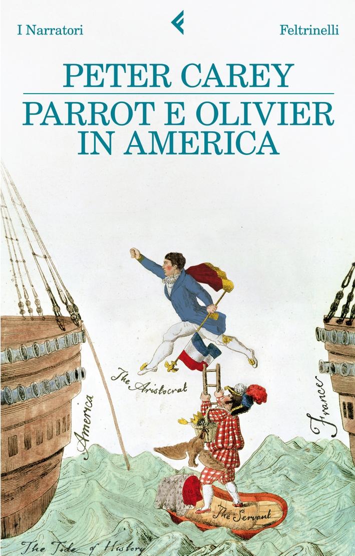 Parrot e Olivier in America.