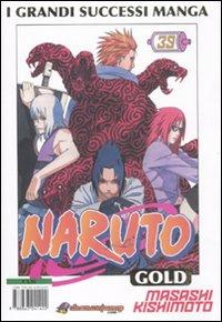 Naruto Gold deluxe. Vol. 39.