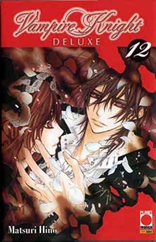 Vampire knight deluxe. Vol. 12
